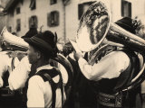 The Village Band Photographic Print by Ludovico Pacho
