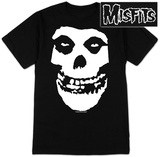 The Misfits - Classic Fiend Skull T-Shirts