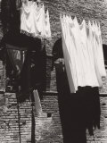 Clothes in the Sun Photographic Print by Vincenzo Balocchi