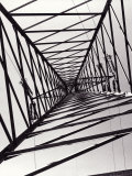 Iron Framework Photographic Print by Vincenzo Balocchi