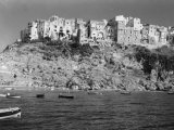 View of Sperlonga, Latina Photographic Print by Vincenzo Balocchi