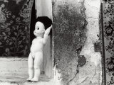 Doll on a Window Sill Photographic Print by Vincenzo Balocchi