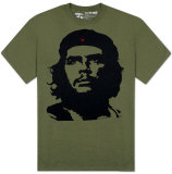 Che Guevara - Large Face T-skjorter