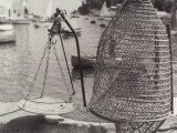 Balance and Fishing Net Photographic Print by Vincenzo Balocchi