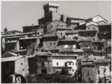 View of Arcidosso in the Province of Grosseto Photographic Print by Vincenzo Balocchi