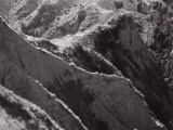 The Rolling Hills of Asciano Photographic Print by Vincenzo Balocchi