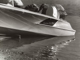 Motor-Boat Photographic Print by Vincenzo Balocchi