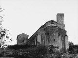 St. Peter's Church, Tuscania Photographic Print by Vincenzo Balocchi