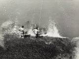Fishermen Photographic Print by Vincenzo Balocchi