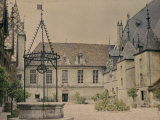 The Hotel Dieu in Beaune Photographic Print by Henrie Chouanard