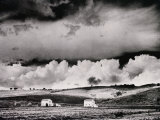 Landscape in Tuscany, 1958 Photographic Print by Vincenzo Balocchi