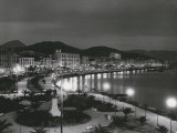 The Salerno Seaside Photographic Print by A. Villani