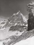 Gondola on the Matterhorn Photographic Print by A. Villani