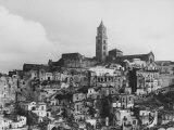 The Rocks of Matera Photographic Print by A. Villani