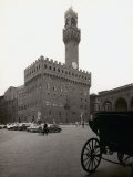 Palazzo Vecchio, Piazza Della Signoria, Florence Photographic Print by Vincenzo Balocchi