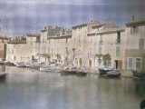 View of Martigues Photographic Print by Henrie Chouanard