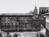 The Western Side of the Palazzo Comunale in Bologna Photographic Print by A. Villani