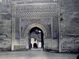 Ancient City Gate in Morocco Photographic Print by Henrie Chouanard