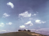 Countryside in Siena Photographic Print by Vincenzo Balocchi