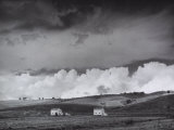 Landscape in Tuscany, Massa Photographic Print by Vincenzo Balocchi