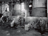 Interior of a Factory of the Ideal Standard Plant Photographic Print by A. Villani