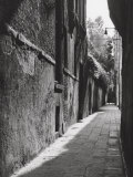 Street in Venice Photographic Print by A. Villani