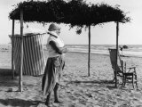 On the Beach Photographic Print by Luciano Ferri