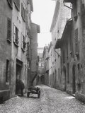 View of a Street in Bologna Photographic Print by A. Villani