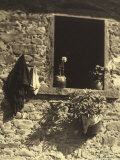 Country Window Photographic Print by Vincenzo Balocchi