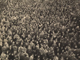 Crowd Photographic Print by A. Villani