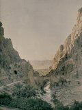 Al Kantara Gorge, Tunisia Photographic Print by Henrie Chouanard