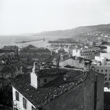 The Gate to Trieste Seen from the House of the Painters Rossini and Bergagna on S.Giusto Hill Photographic Print by Marion Wulz
