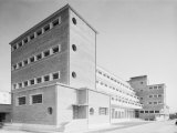 Barracks Built from a Plan of the Toschi Firm Photographic Print by A. Villani
