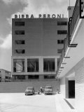 The Peroni Factory in Naples Photographic Print by A. Villani
