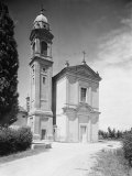 Church of St. John the Baptist Photographic Print by A. Villani