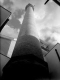 Smokestack of the Peroni Factory in Naples Photographic Print by A. Villani