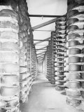 Cheese Warehouses of Monte Di Bologna Photographic Print by A. Villani