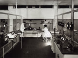 Center of Laboratory Analysis at Chianciano Spa Photographic Print by A. Villani