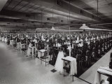 Machines in the O.M.S.A. Factory at Faenza Photographic Print by A. Villani
