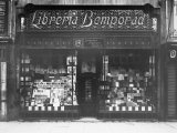 Bemporad Bookstore, Trieste Photographic Print by Carlo Wulz