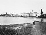 Giuseppe Wulz at Dajla, Istria Photographic Print by Carlo Wulz