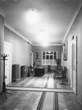 Corridor of the Wulz House, Trieste Photographic Print by Carlo Wulz