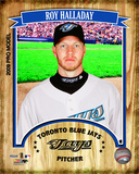 Roy Halladay - 2009 Studio Plus Photo