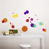 Ink Spots Wall Decal
