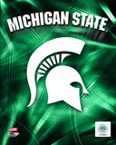 Michigan State University Spartans Logo Photo