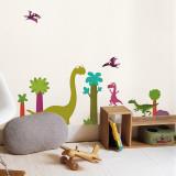 Dinosaures Autocollant