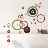 Bulles Wall Decal