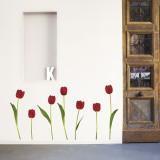 Tulips Wall Decal