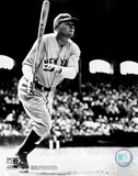 Babe Ruth - Batting Action Prints