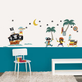 Pirates Wall Decal